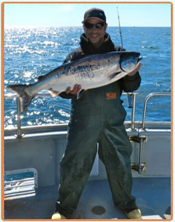 Frequently asked questions about our halibut and salmon fishing charters.