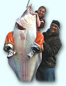 Fish for barndoor Alaska halibut!